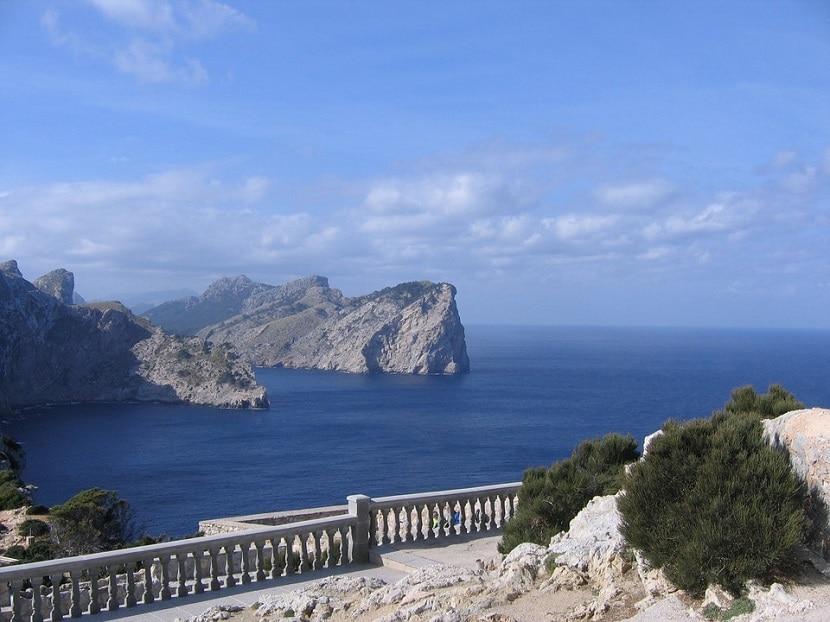 Cabo de Formentor mirador