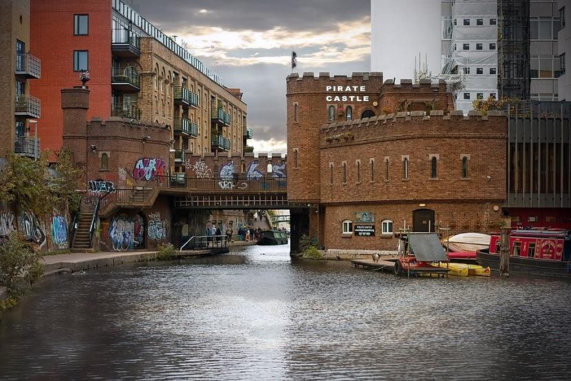 Canal Camden Town