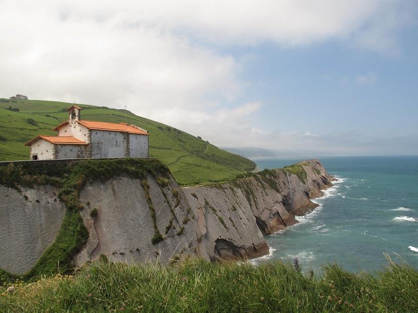 Ermita San Telmo Zumaia