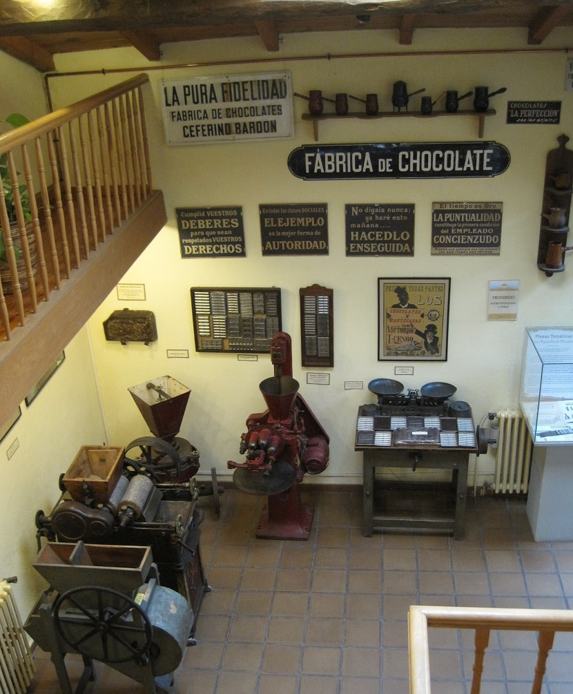 Museo de chocolate de Astorga