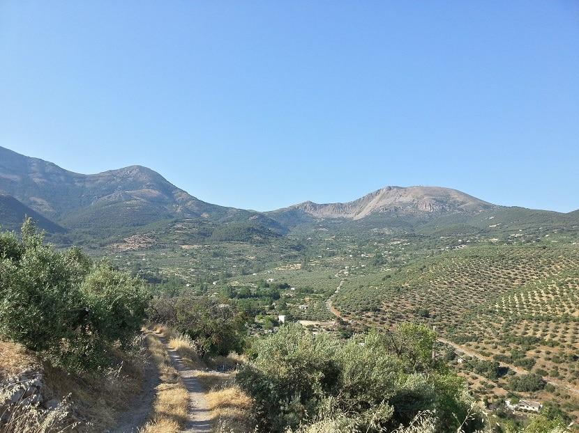 Recorrido a Sierra Mágina