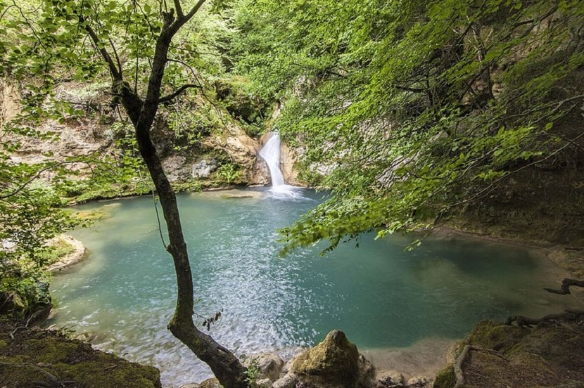 Reserva natural del Nacedero
