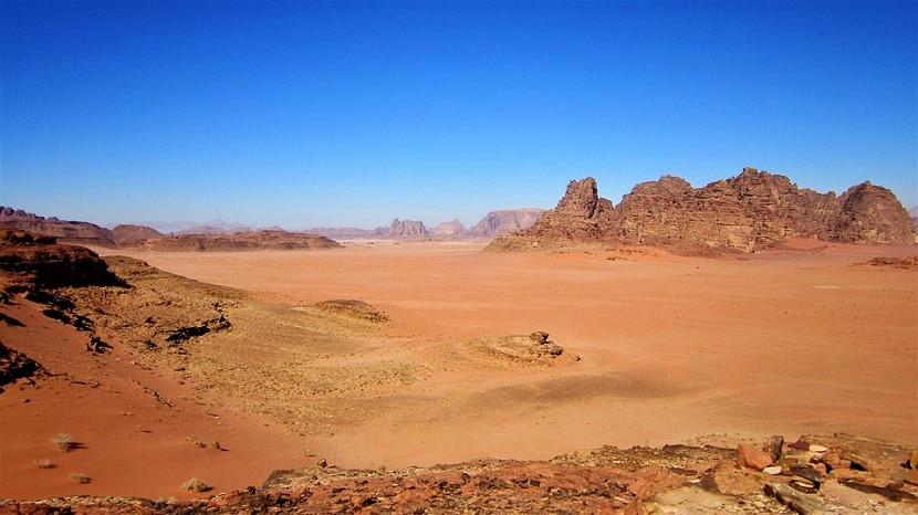 Cómo llegar a Wadi Rum