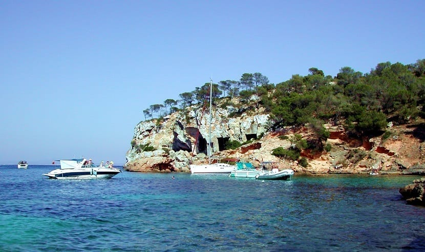 Playa Portals Vells Mallorca