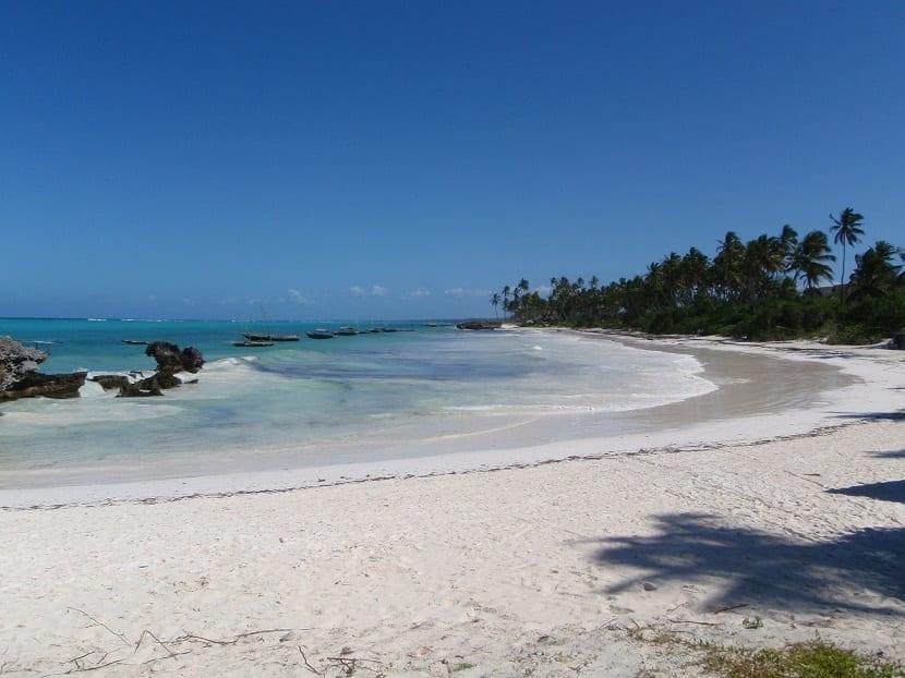 Las mejores playas del mundo Matemwe