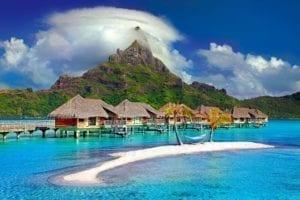 Playas de Tahití