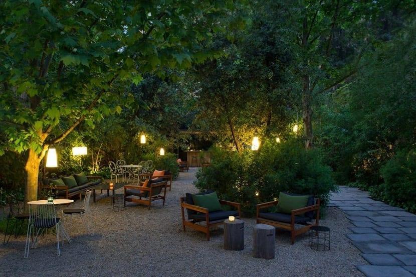 Terraza Jardín del Alma