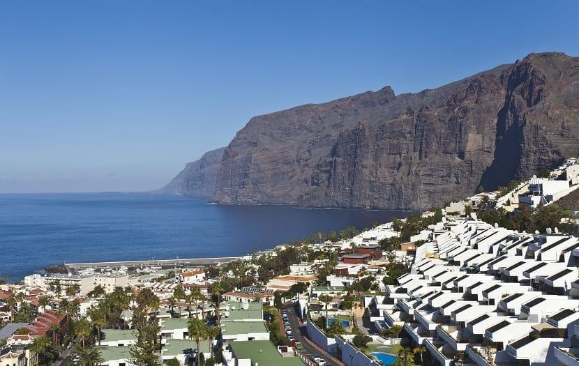 Ruta por Los Gigantes en Tenerife