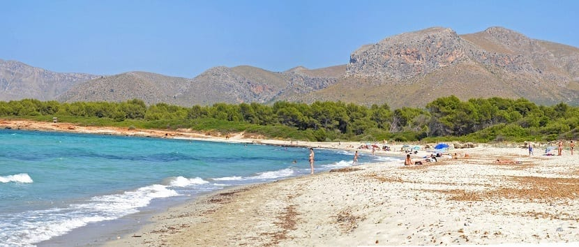 Playa Son Serra de Marina