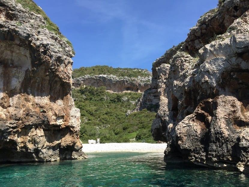 Playa Stiniva