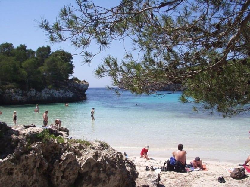 Vacaciones en Cala Turqueta