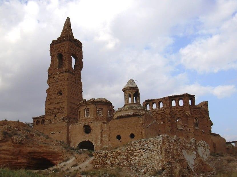 Iglesia San Martín Belchite