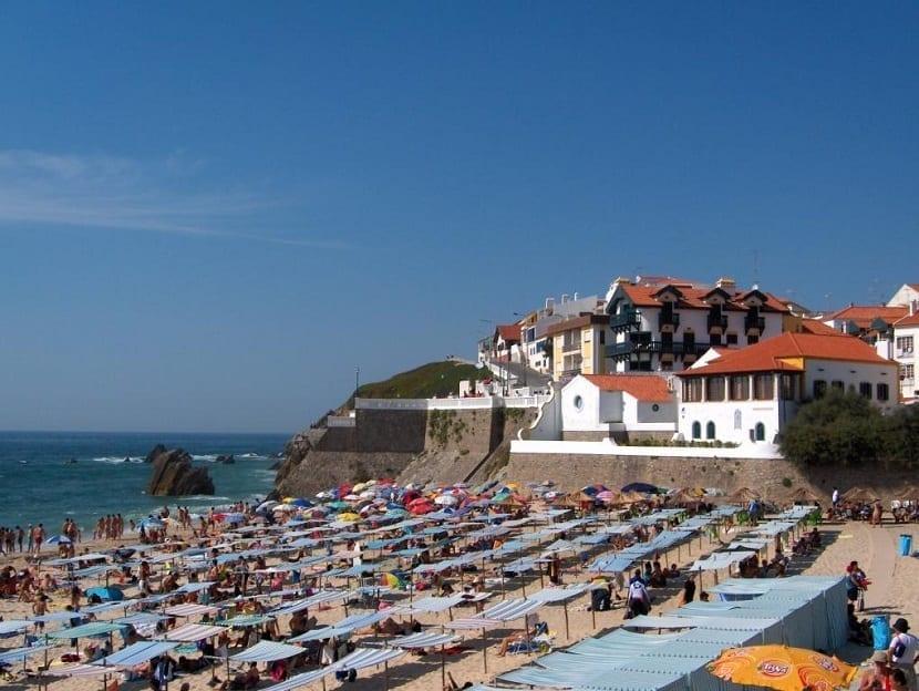 Playa San Pedro de Moel