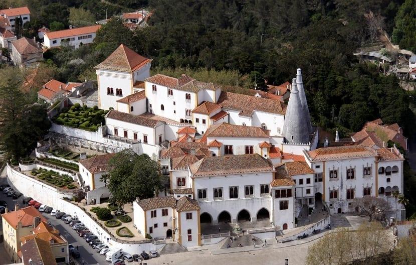 Palacio Nacional Sintra