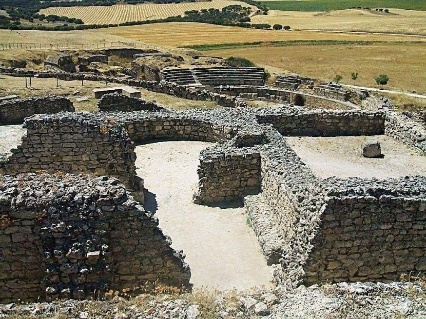 Historia de Segóbriga