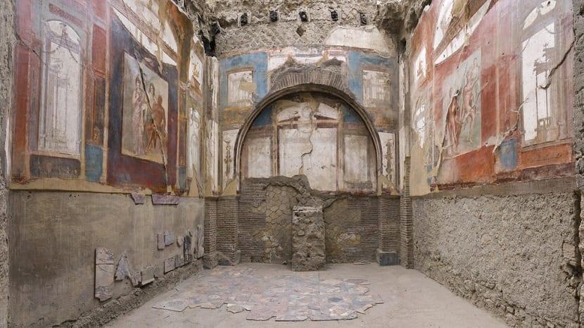 Interior casas Herculano