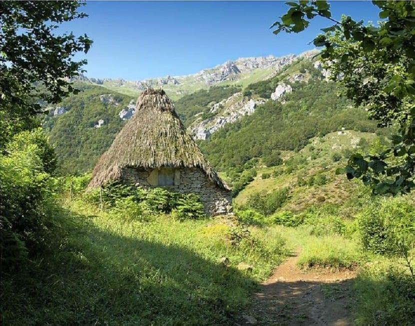 Cabaña de Teiro