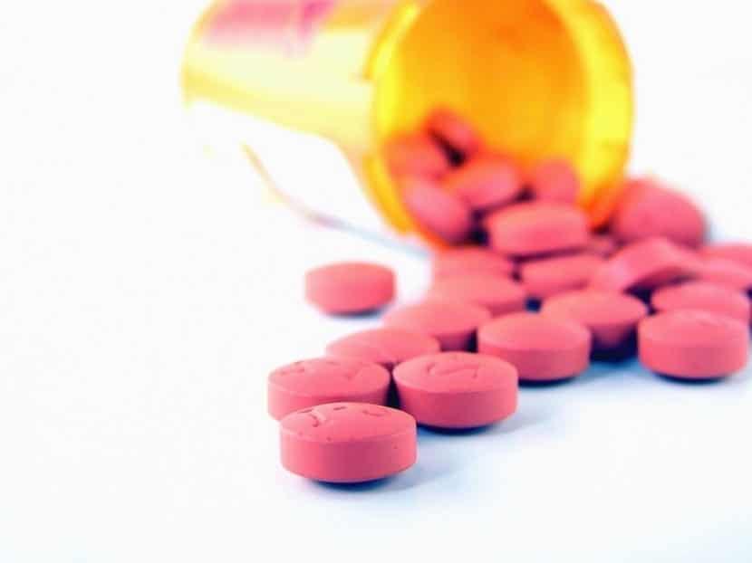 Medicamentos en equipaje de mano