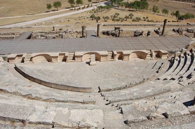 Parque arqueológico Segóbriga