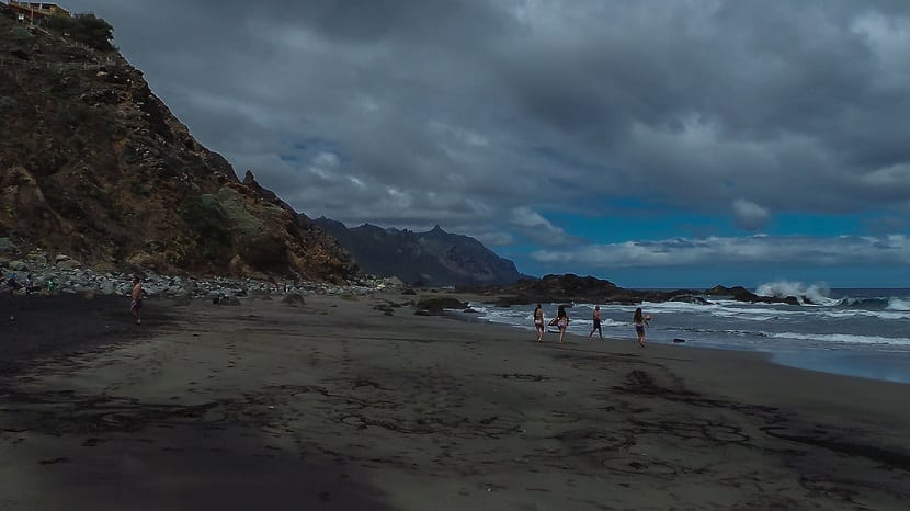 Playa Benijo Tenerife