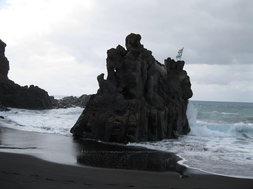 Playa El Bollullo de Tenerife