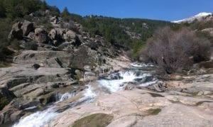 Río Manzanares por la Pedriza
