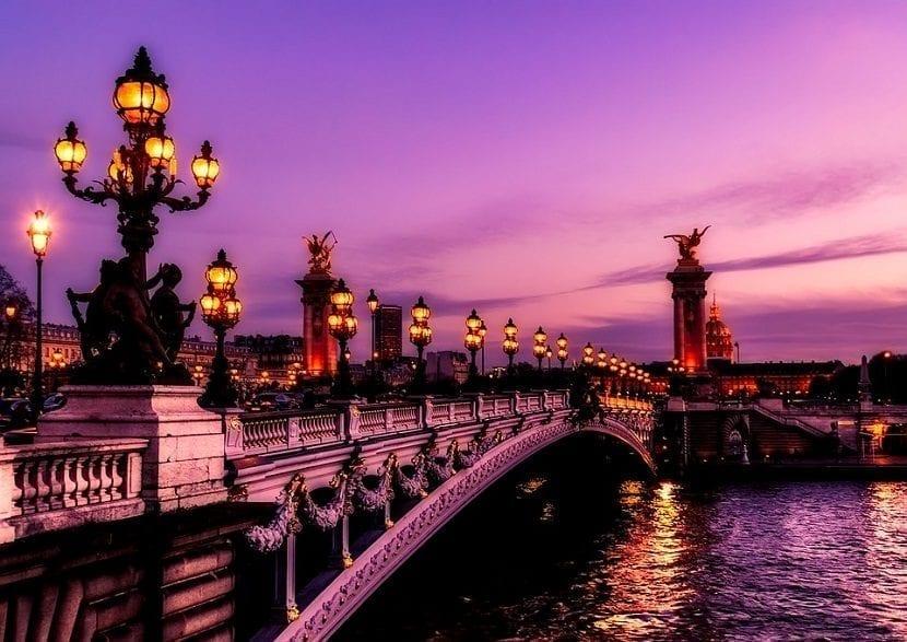 Puentes en París