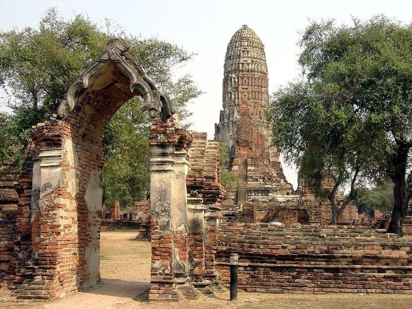 Templo Phra Ram