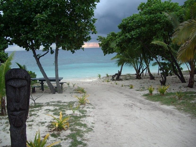 Turismo Islas Fiji