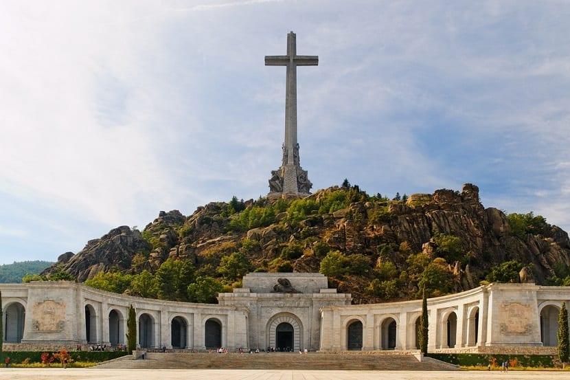 Valle de los Caídos historia