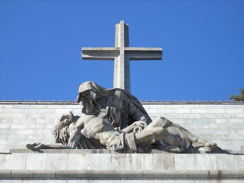 Estatuas Valle de los Caídos