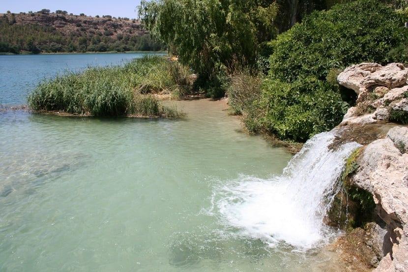Actividades en las lagunas Ruidera