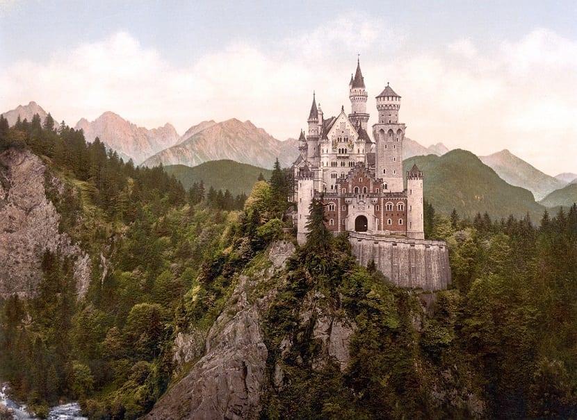 Cómo llegar al castillo de Neuschwanstein
