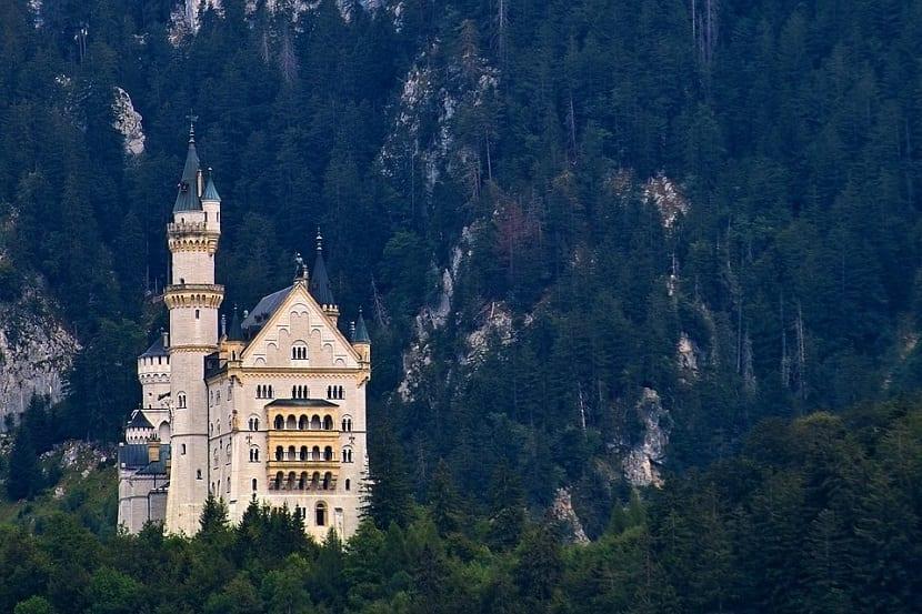 castillo del rey Luis