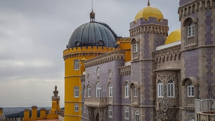 Cómo llegar al Palacio da Pena