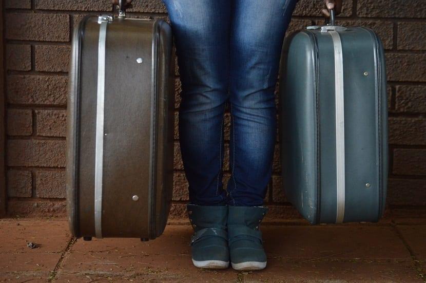 Enviar maletas servicio de mensajería