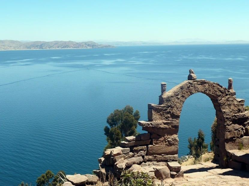 Isla Taquile Lago Titicaca