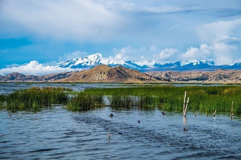 Lago Titicaca Bolivia