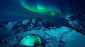 Lugares para ver auroras boreales