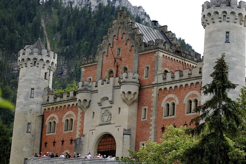 Horario visitas castillo Neuschwanstein