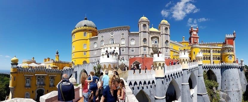 Precios entrada Palacio da Pena