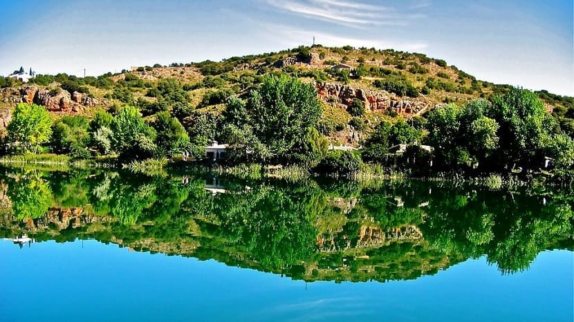 Visitar las Lagunas de Ruidera