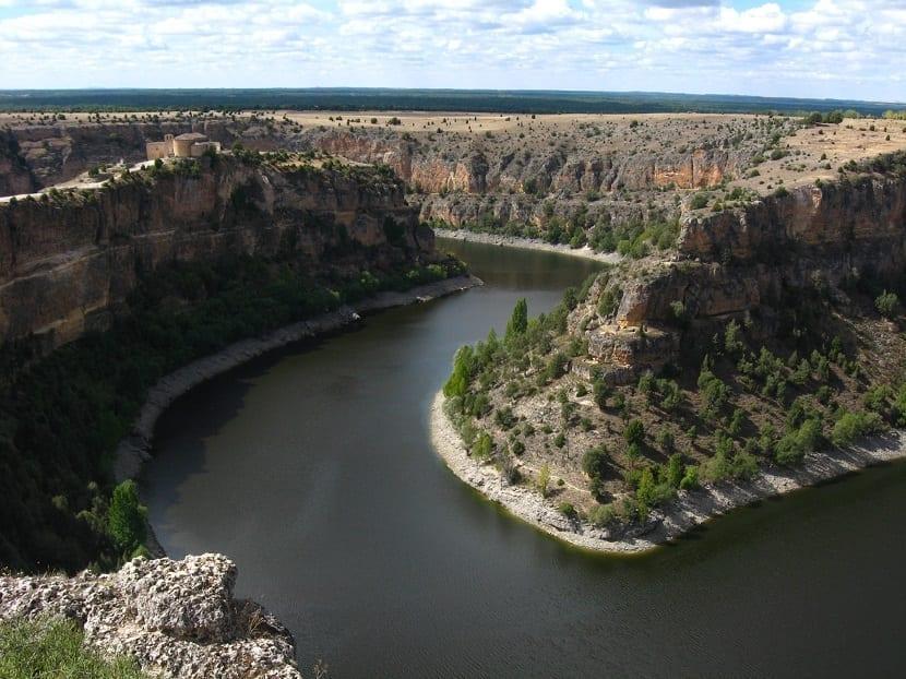 Cómo llegar a Hoces del Río Duratón