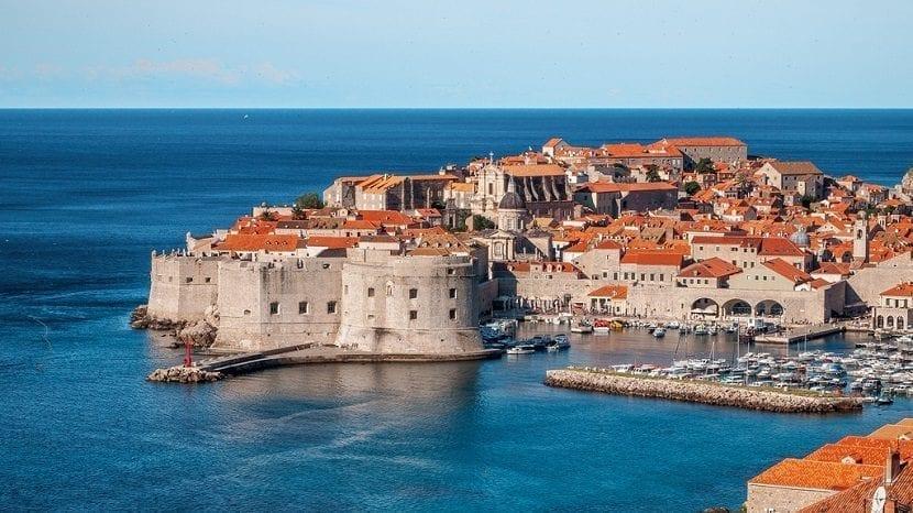 Dubrovnik en Los Balcanes