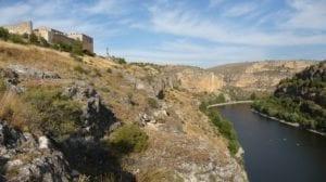 Ermita San Frutos río Duratón