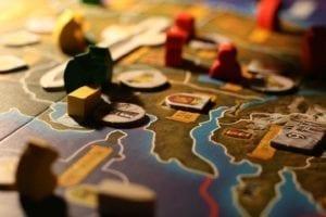 Mapa de localizaciones de Juego de Tronos