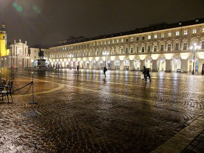 Viaje a Turin