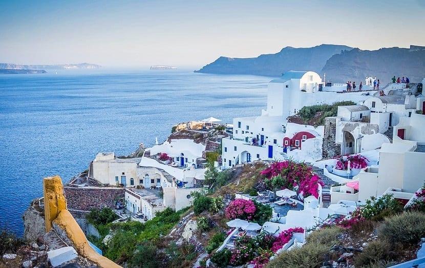 Viaje a Santorini en septiembre