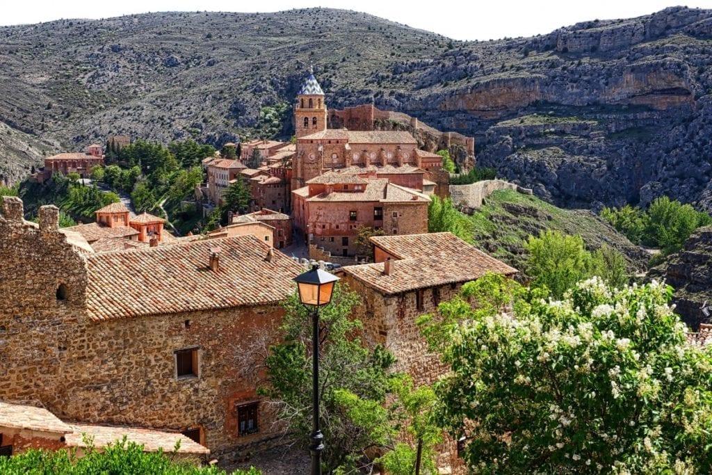 Albarracín en Teruel