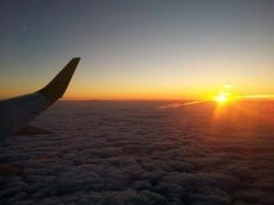 Cómo elegir vuelos sin destino